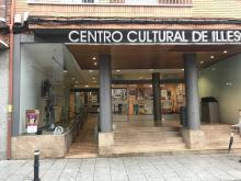 Centro cultural y biblioteca