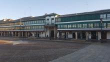 Plaza Mayor de Almagro, accesible para PMR.